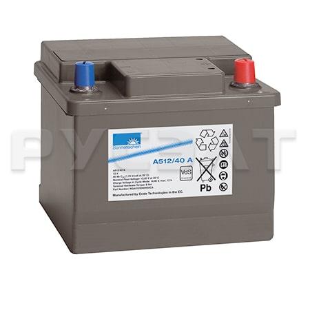 Аккумуляторные батареи Sonnenschein A512/40 A