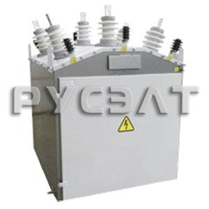 Комплектное распределительное устройство (КРУ) наружной установки К-112 П - реклоузер