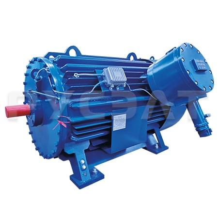 Электродвигатель взрывозащищенный ВАО4-450 M-6